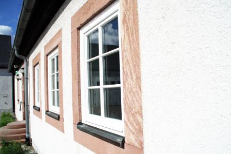 Referenz Holzfensterarbeiten an Autobahnmeisterei in Darmstadt-Griesheim von Schreinerei FÄTH