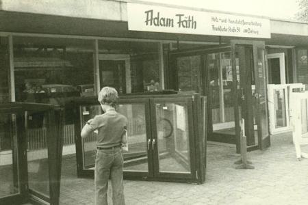 Firmengeschichte von Schreinerei FÄTH