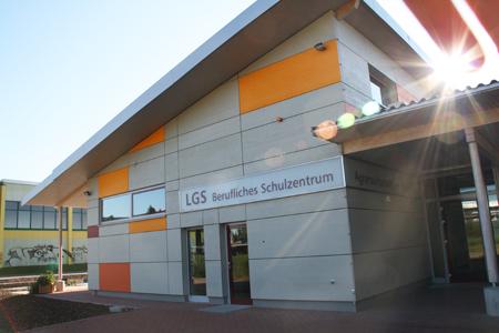 Referenz Arbeiten an LGS - Berufliches Schulzentrum in Dieburg von Schreinerei FÄTH