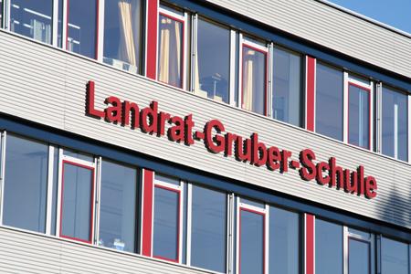 Referenz Aluminiumfensterarbeiten an Landrat-Gruber-Schule in Dieburg von Schreinerei FÄTH