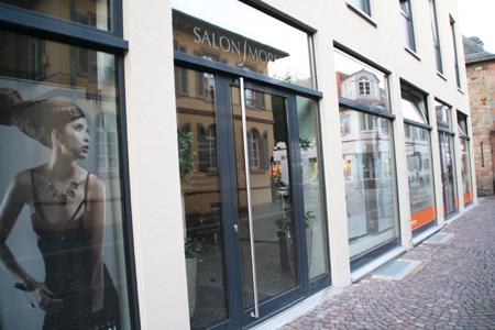 Referenz Aluminiumfensterarbeiten an Pater-Delp-Haus in Dieburg von Schreinerei FÄTH