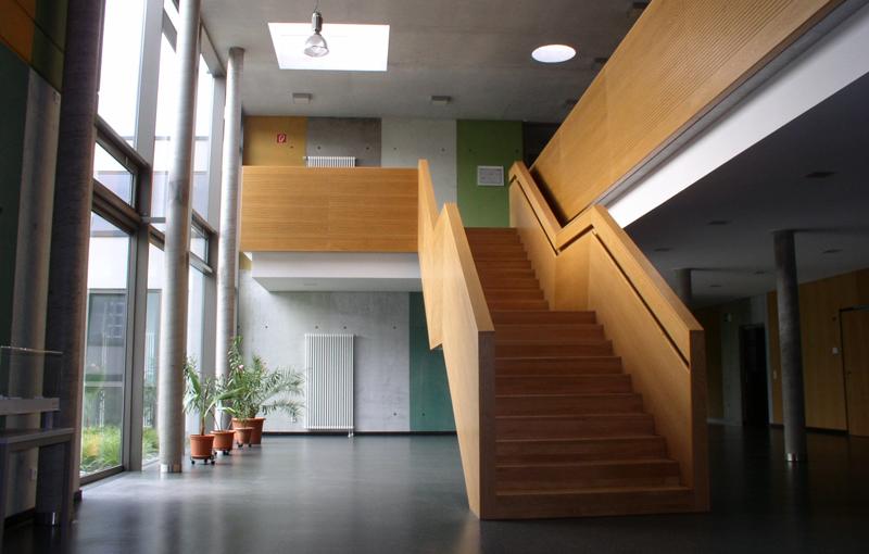 Schreinerei Fäth Referenz - Polizeistation in Dieburg