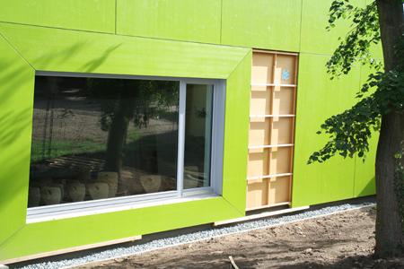 Referenz Holzfensterarbeiten an Schule am Kiefernwäldchen in Griesheim von Schreinerei FÄTH