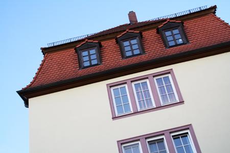 Referenz Wohnhaus am Markt in Dieburg von Schreinerei FÄTH